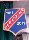 1911-2011 : LA MARTIALE A 100 ANS
