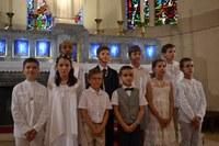 Baptême et Première Communion