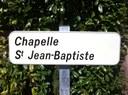 INAUGURATION DE LA CHAPELLE ST JEAN BAPTISTE PAR LA FONDATION DU PATRIMOINE