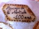 LA MARTIALE FÊTE SES 100 ANS