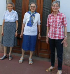 Les Petites Soeurs de l'Assomption (PSA) quittent Limoges