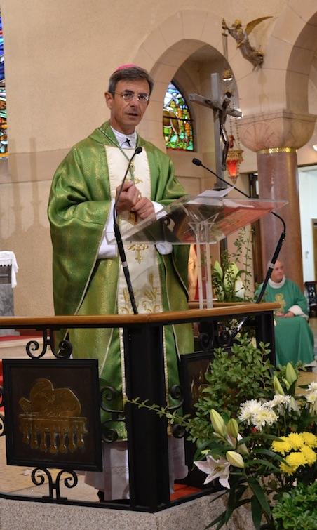 MESSE DE RENTREE DE L'ENSEIGNEMENT CATHOLIQUE