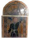 Restauration du vitrail de Ste Jeanne d'Arc