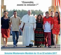 SEMAINE MISSIONNAIRE MONDIALE 2017