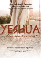 Spectacle Yeshua à Arliquet
