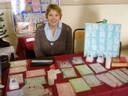 Merveilleuses dentelles de papier créées à la main<br />Cartes de voeux, marque-pages, lettrines, angelots et guirlandes immaculées
